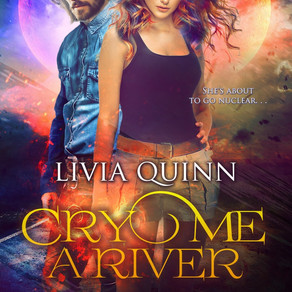 99 cents alert | Cry Me a River by @liviaquinn #paranormalromance #romance #99cents