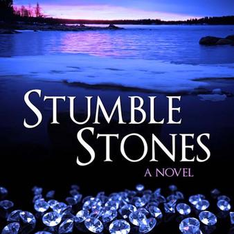 Stumble Stones: A Novel by @MarilynBaron is a Super Reads Bookish Event pick #romanticsuspense