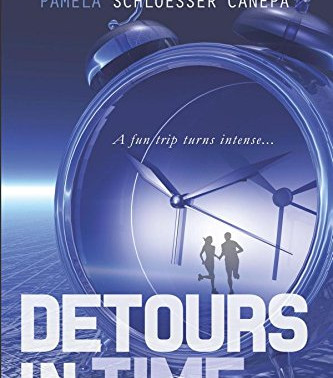 If you're a fan of time-travel and/or Doctor Who, you'll enjoy Detours in Time by @PamSCanepa1  #boo