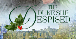 The Duke She Despised by Bestseller @alinakfield is a Fall Into Bookathon pick #regency #giveaway