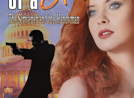 Celebrate romance with For the Love of a Spy: the Scrivener and the Handyman by @msspencerauthor #ro