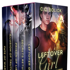 New Release | Leftover Girl: The Complete Series by @ccbolick #yalit #scifi #mystery #bookboost