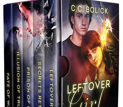 New Release   Leftover Girl: The Complete Series by @ccbolick #yalit #scifi #mystery #bookboost