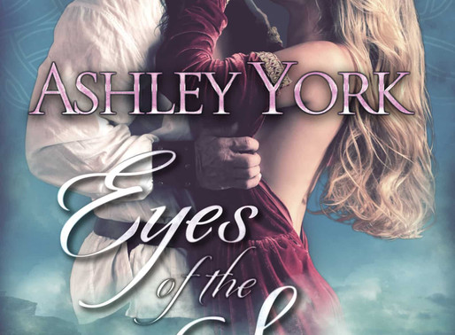 Eyes of the Seer by @AshleyYork1066 is a Backlist Bonanza pick #historicalromance #giveaway