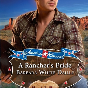 His Whole World Is In Her Hands... A Rancher's Pride by @BarbaraWDaille #romance #westernromance