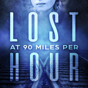 Lost at 90 Miles per Hour by @rl_pinder is a Trick or Treat Book Bonanza Pick #yalit #mystery #givea