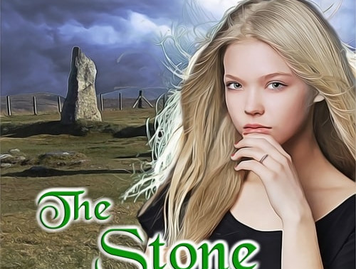 The Stone Awakened by Award-Winning Author Judith Sterling and @WildRosePress is a Trick or Treat Bo
