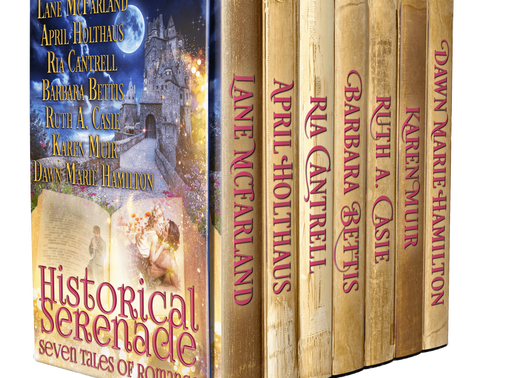 Great book for less than a buck: Historical Serenade by @BarbaraBettis #99cents #historicalromance
