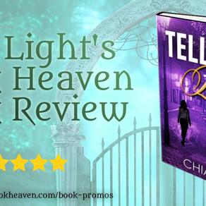 5 stars for Tell Me Lies by @Gail_Chianese #paranormalmystery #paranormal #bookreview
