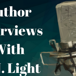 N. N. Light's Book Heaven's Exclusive Interview with @AuthorPetie McCarty + Book Spotlight!