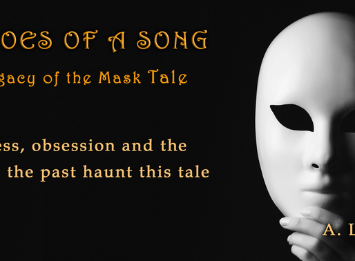 Book Heaven Wednesday presents Echoes of a Song (Legacy of the Mask Tales) by @libraryoferena #fanta