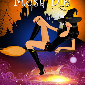 Grandma Must Die by @mbonatch is a Trick or Treat Bonanza pick #paranormalromance #pnr #giveaway