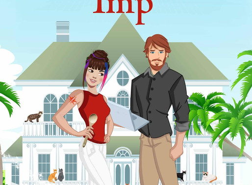 Celebrate Mothers with Taken by the Imp by @sbuchbinder #paranormalromance #mothersday #giveaway