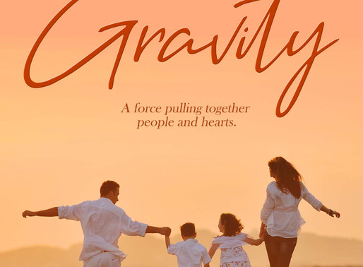 Gravity by @AuthorMSedrak is a Beach Reads pick #womensfiction #romance #beachread #giveaway