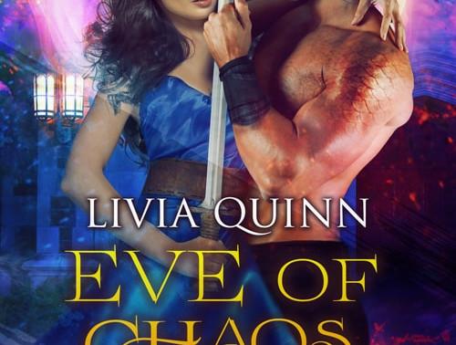 Eve of Chaos by @LiviaQuinn #bookreview #paranormalromance #ASMSG #IARTG #dragon