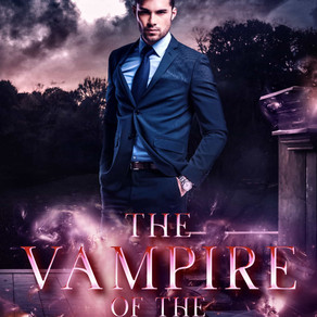 New Release | The Vampire of the Prophecy by @AuthorVictoriaJ #paranormalromance #pnr #bookboost