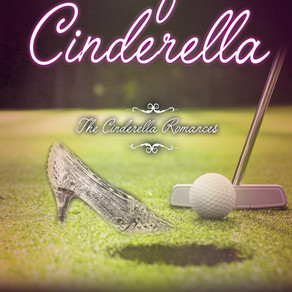 Can He Risk it All to Save His Very Own Cinderella? Par for Cinderella by Petie McCarty @authorpetie