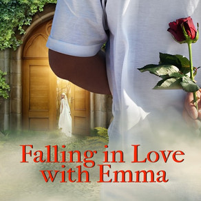 Falling in Love with Emma by @PamBinder183 is a Fall Into Bookathon pick #romance #giveaway
