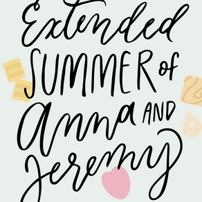 Book Review | The Extended Summer of Anna and Jeremy by Bestseller @JenniferAShore #yalit #romance #