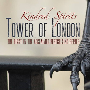 Kindred Spirits: Tower of London by @inkjunkie1984 is a Scary Reads for Halloween pick #paranormal