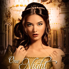 One Night With A Duke by Sandra Masters by @sandramasters10 and @WildRosePress #Regency #Romance #Hi