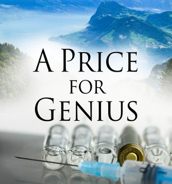 A Price for Genius by Award-Winning @LinWilder #ChristmasinJulyFete #giveaway #medicalmystery #thril