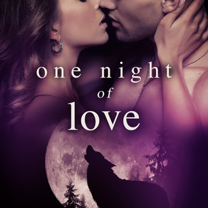 Book Review | One Night of Love: Live For Me by @AnnaLores #eroticromance #bookreview #paranormalrom
