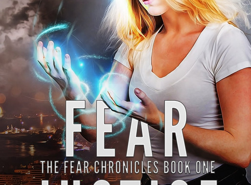 Great book for under a buck: Fear Justice by @ccbolick #99cents #YAUrbanFantasy