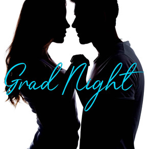Grad Night (The Bittersweet Duet Prelude) by @CarlaKrae is a BHW pick #romance #newrelease #mustread