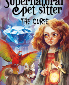 If You Like All Things Potter, Give Pepper a Try! The Supernatural Pet Sitter: The Curse by @DianeMo