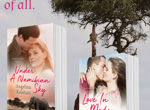 Book Series Recommendation | A Desert Love series by @angelinakalhari #romance #bookish #kindleunlim