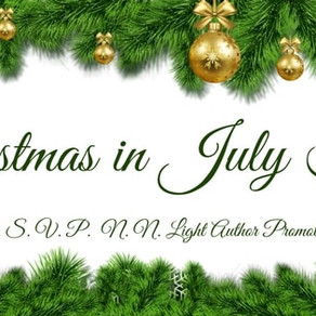 Sign-Ups Are Open for the Second Annual Christmas in July Fete and it's Better Than Ever! #autho