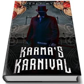 Karma's Karnival by @Aubreywynne51 is a Trick or Treat Bonanza pick #regency #gothic #giveaway