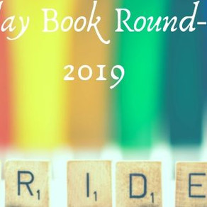 Friday Book Round-Up | Celebrate Pride Month with these must-reads! #Pride #FridayReads #pridereads