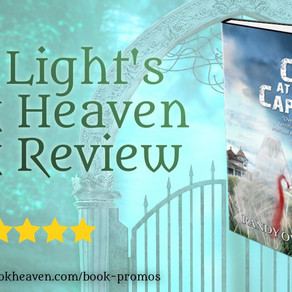 5 stars for Crimson at Cape May by Award-Winning Author @OverbeckRandy #paranormal #bookreview