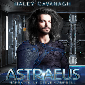 Book Heaven Wednesday presents Astraeus by @haley_cavanagh now available in Audio #scifi #romance #a