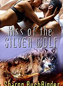Celebrate spring with Kiss of the Silver Wolf by @sbuchbinder #PNR #paranormalromance #giveaway