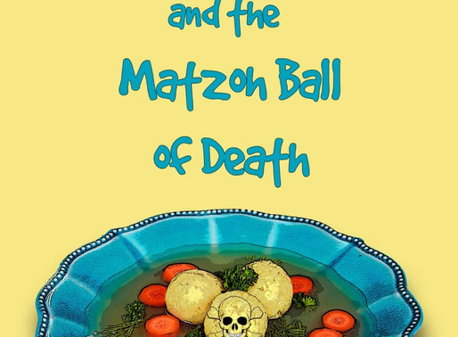 Mrs. Kaplan and the Matzoh Ball of Death by @MarkReutlinger is a Beach Reads pick #cozymystery