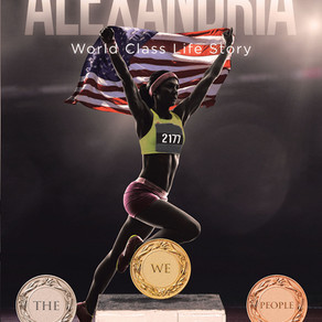 Why @AuthorBdl wrote Alexandria: World Class Life Story #bookish #writingcommunity