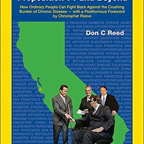 Stem Cell Battles and California Cures! by @diverdonreed Includes Easy-To-Understand Science, In-The