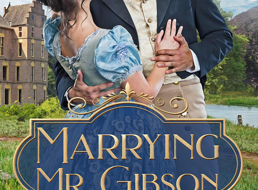 Great book for less than a buck: Marrying Mr. Gibson by @AlinaKField #99cents #regency