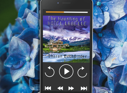 Celebrate Audiobook Month with The Haunting of Hotel LaBelle by Award-Winning Author @sbuchbinder #p
