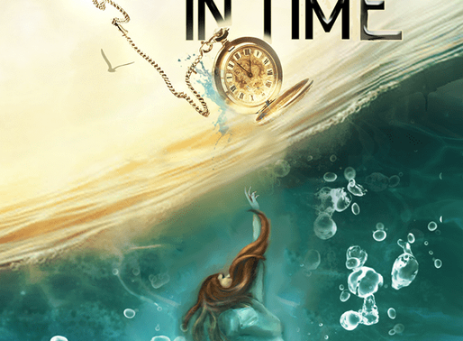 How Far Will Tabitha and Milt Go to Prevent Tragedy? Undercurrents in Time (Detours in Time #2) by @