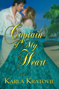 Captain of My Heart by @karla_kratovil is a Beach Reads pick #historicalromance #beachread #giveaway