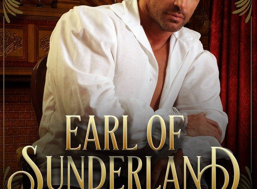 Earl of Sunderland by Award-Winning Bestseller @Aubreywynne51 is a New Year New Books Fete Pick