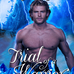 Trial of a Warrior by @m_morganauthor is a Trick or Treat Bonanza pick #fantasyromance #99cents