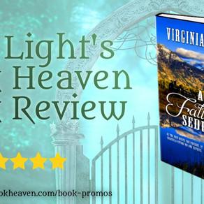 5 stars for A Fallacious Seduction by @Virgini35142126  #historicalromance #westernromance #bookish
