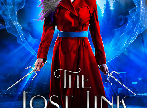 The Lost Link by @michellebry101 is a YA Bookish Event pick #yalit #magicalfantasy #giveaway