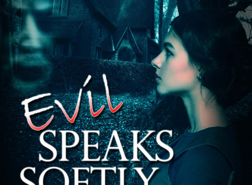 Evil Speaks Softly by @mbonatch is a Backlist Bonanza pick #paranormalromance #pnr #giveaway