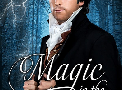 Magic in the Storm by @merrybond is a New Year New Books Fete Pick #romance #giveaway